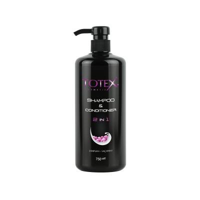 Dầu Gội Và Xả 2 in 1 Totex Shampoo Phục Hồi Tóc Bị Hư Tổn